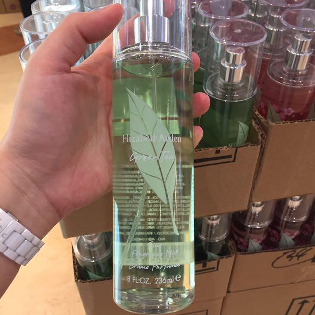 Elizabeth Arden Fragrance Mist | Green Tea