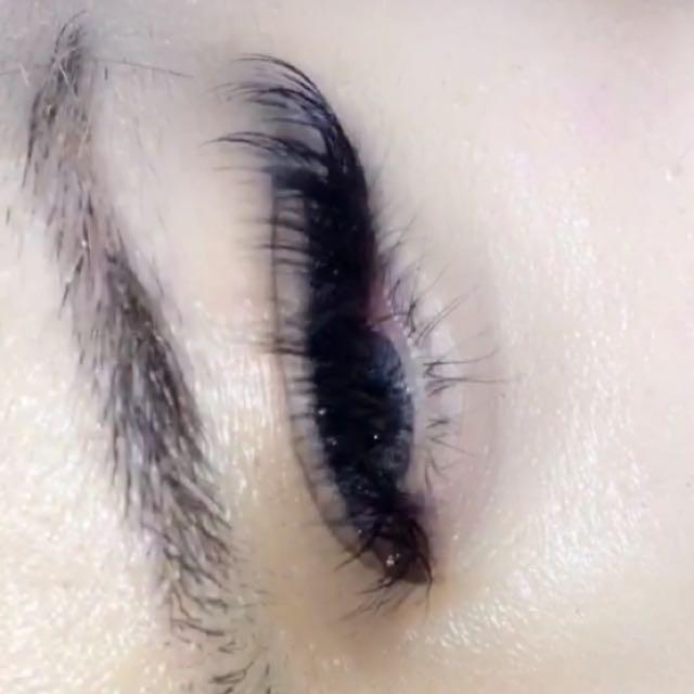 Eyelash extensions CLASSIC/VOLUME @NIXLASH