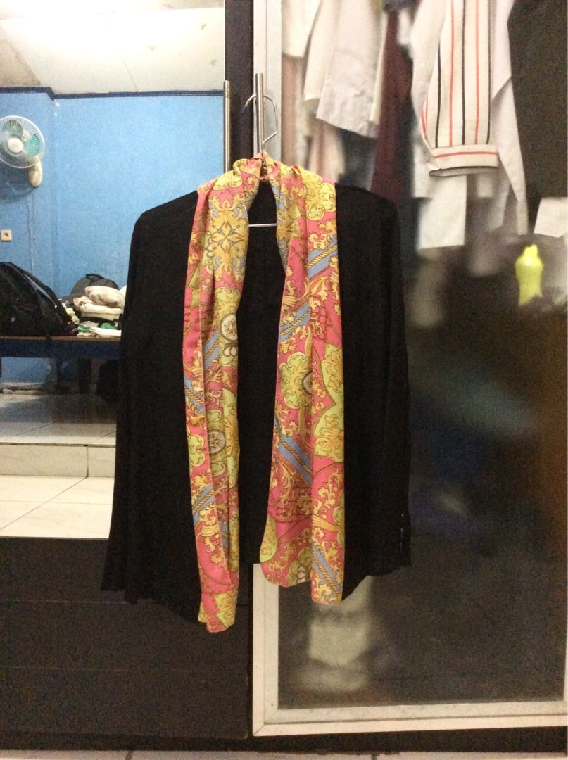 Forever8 outer scarf