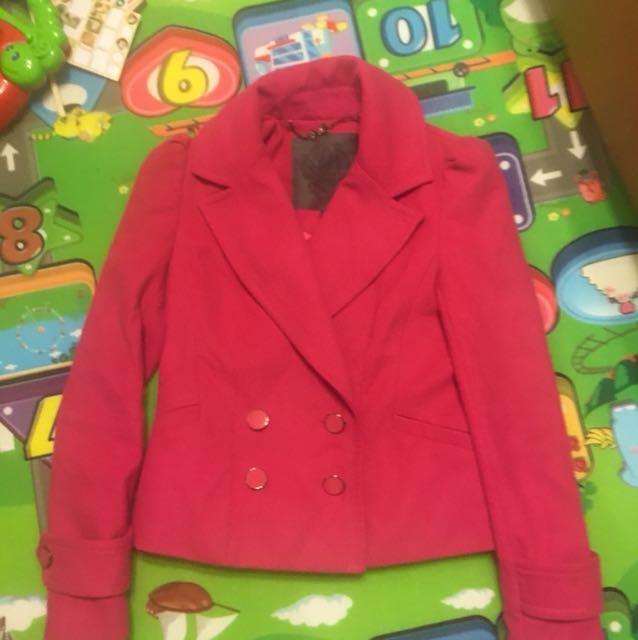 Forever New Coat Jacket size 6 AU
