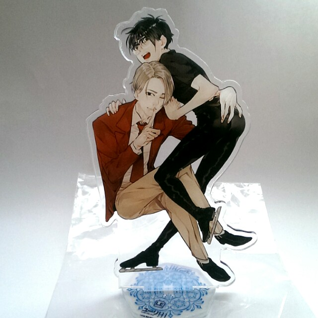 [Free Postage] Yuri on Ice Acrylic Stand