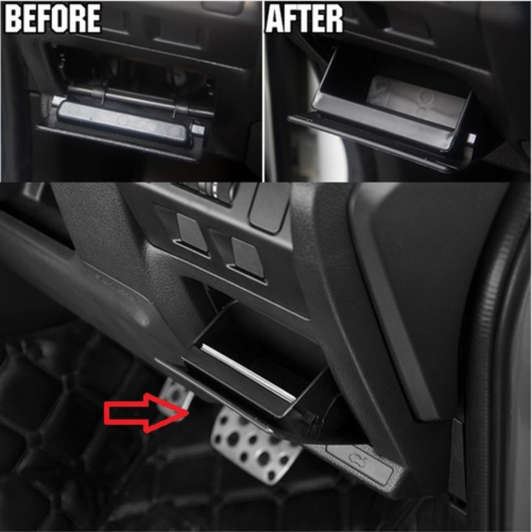 Fuse Box Coin Holder For Subaru Forester/Impreza/XV/Legacy, Car Accessories  on Carousell