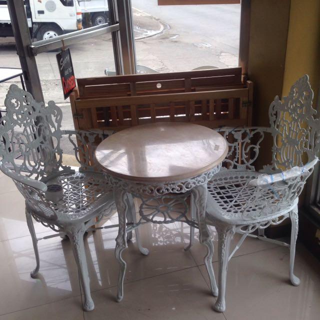 Garden Set 2 Seaters