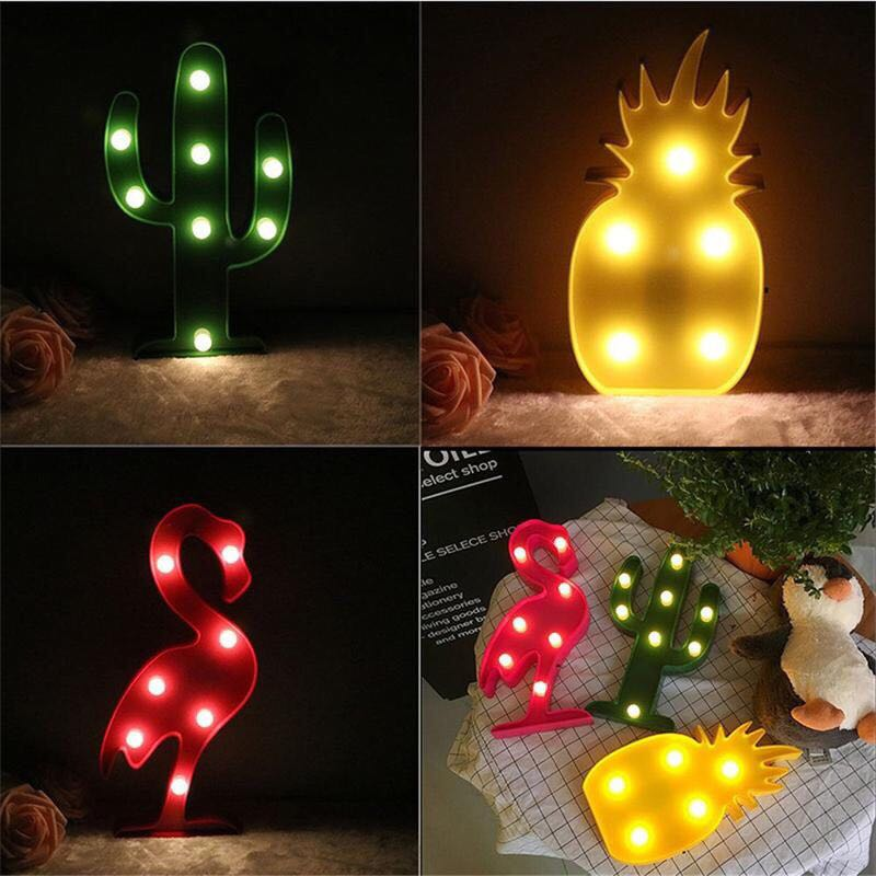 GLOW LED LAMP