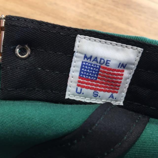 e9880c8bac8269 Golf Wang G logo Hat Strapback in Forest Green