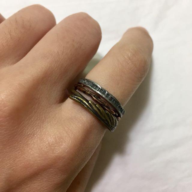 Gozo 多環戒指💍