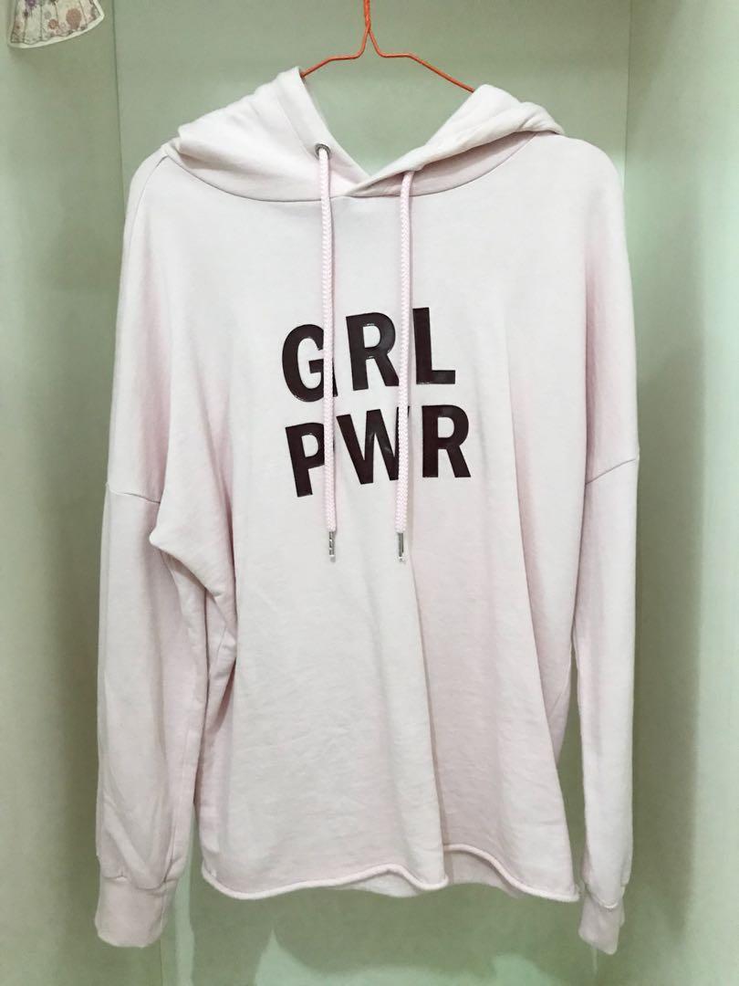 H&M Grl Pwr Hoodie