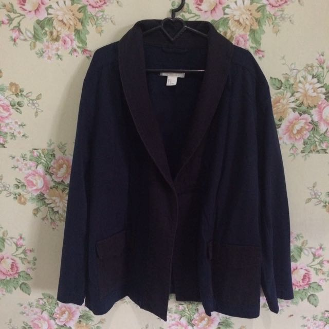 H&M Navy Outer
