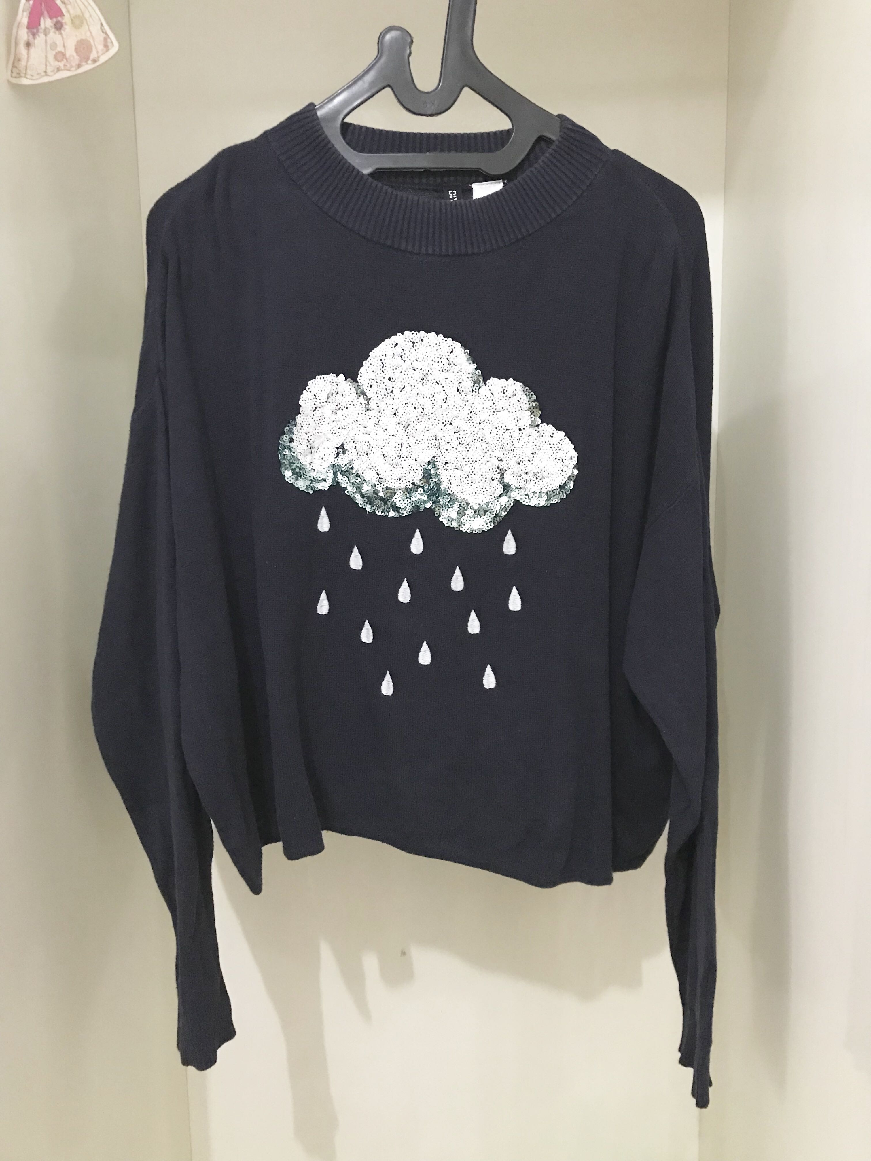 H&M Rain Sweater