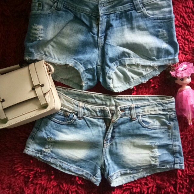 hot pants jeans take all 15rb