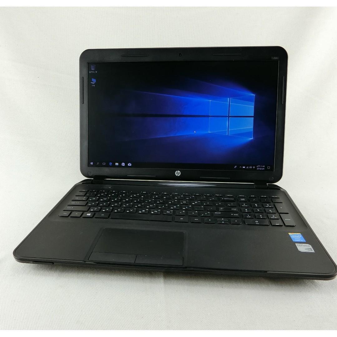 HP 250 G2 15.6吋獨顯筆電│i5-4200M、8G、128SSD、820M 2G獨顯