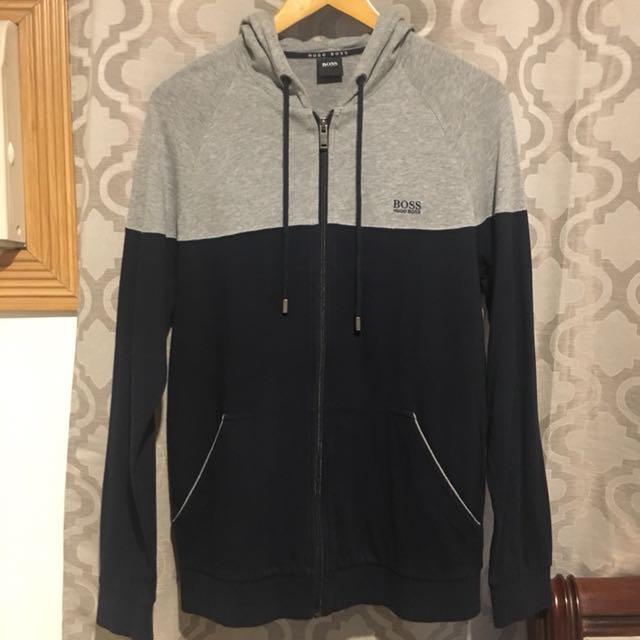 Hugo boss hoodie jacket