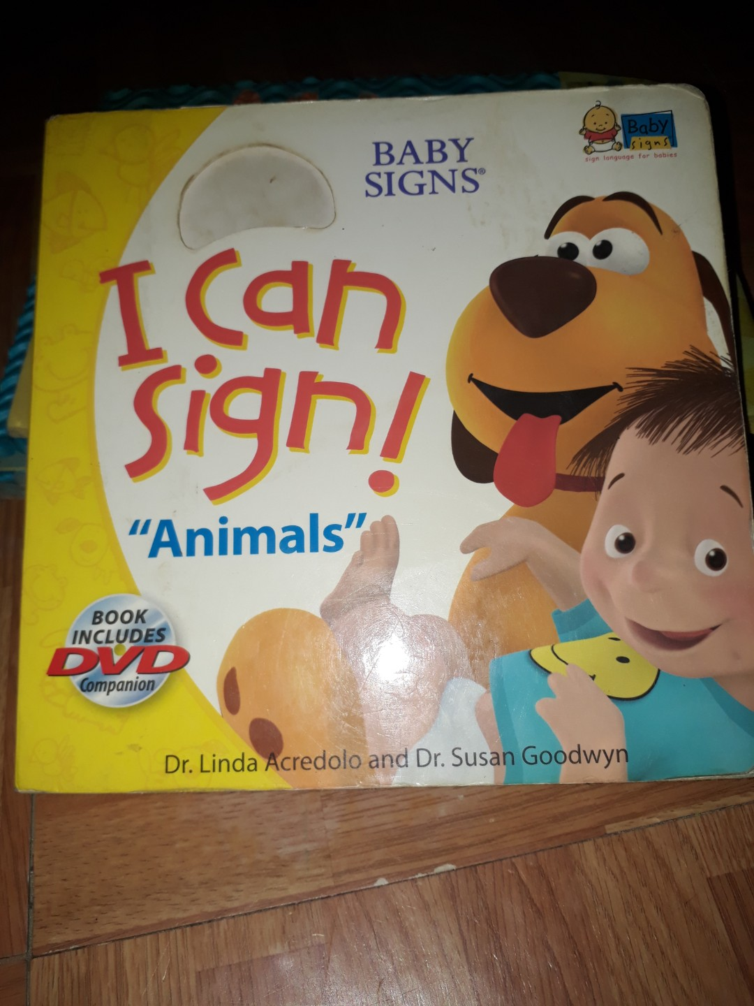 I Can Sign Book
