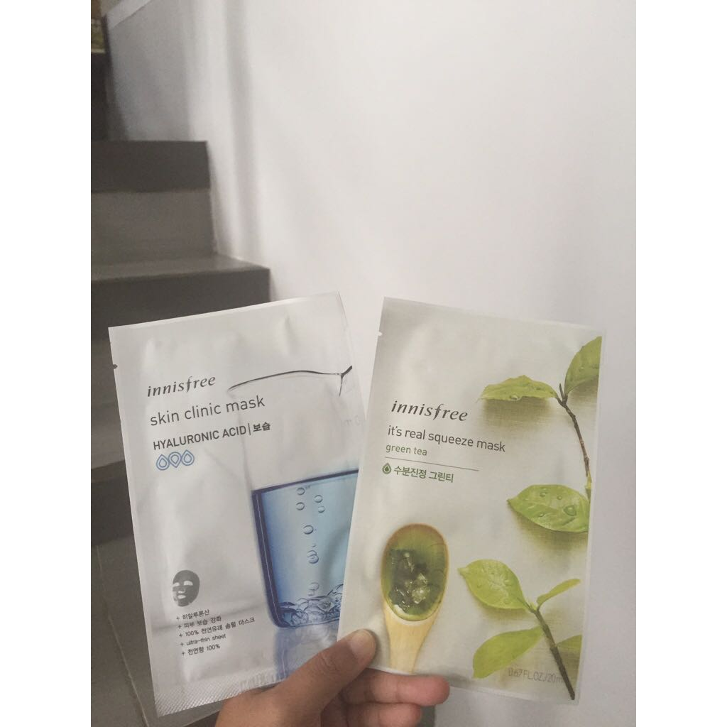 Innisfree Mask (Take All)