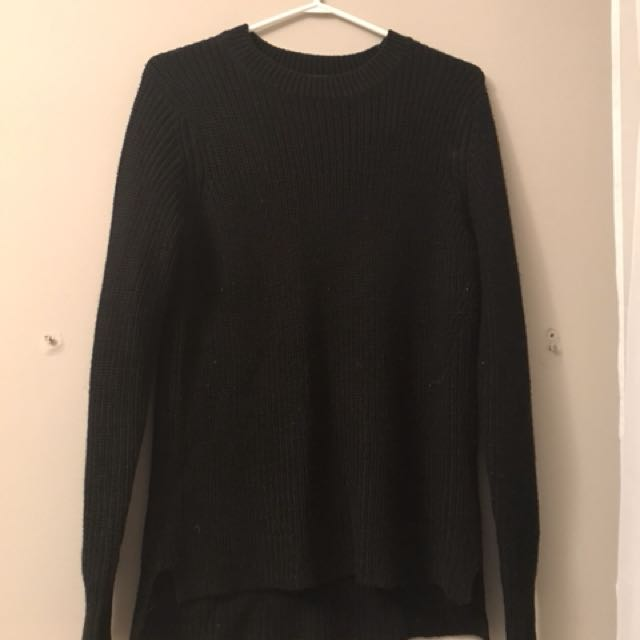 Joe Fresh Black Sweater