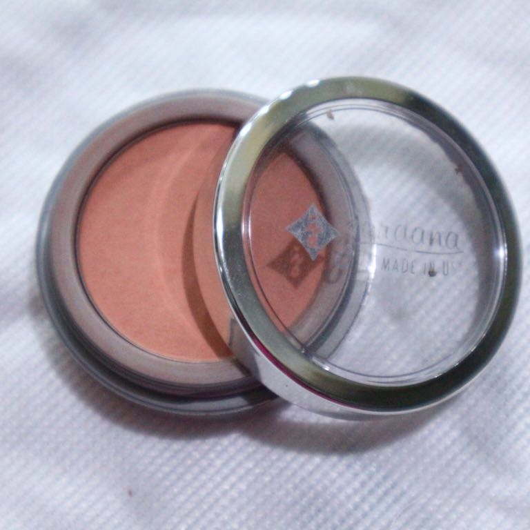 Jordana blush on shade touch of pink
