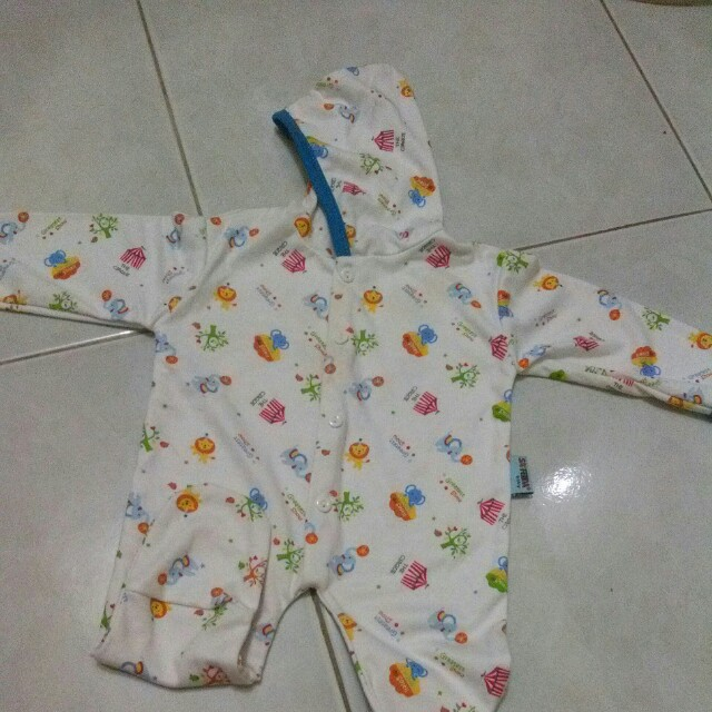 Jumpsuit tutup kaki #makintebel
