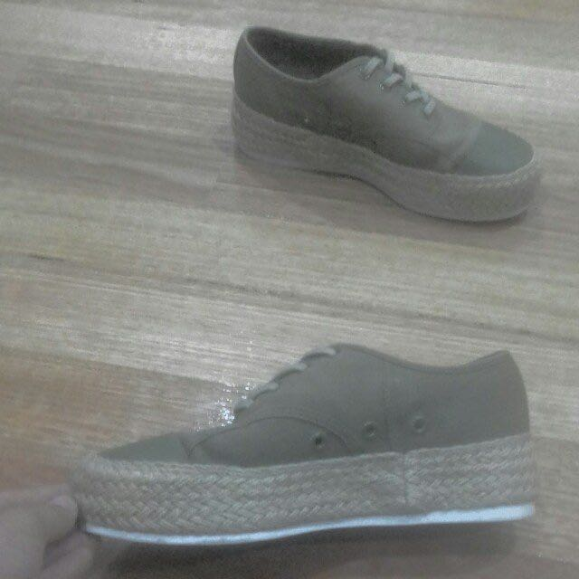 Lacoste Rene Platforms *Special Edition*
