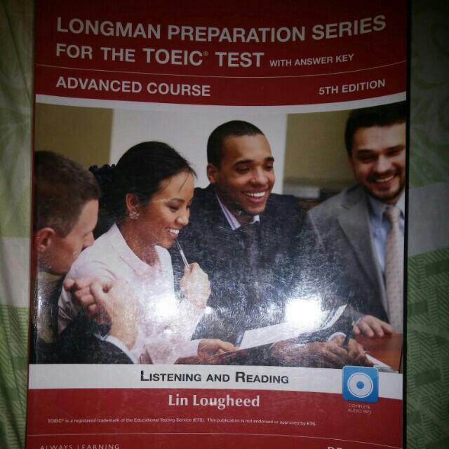 Longman preparation series