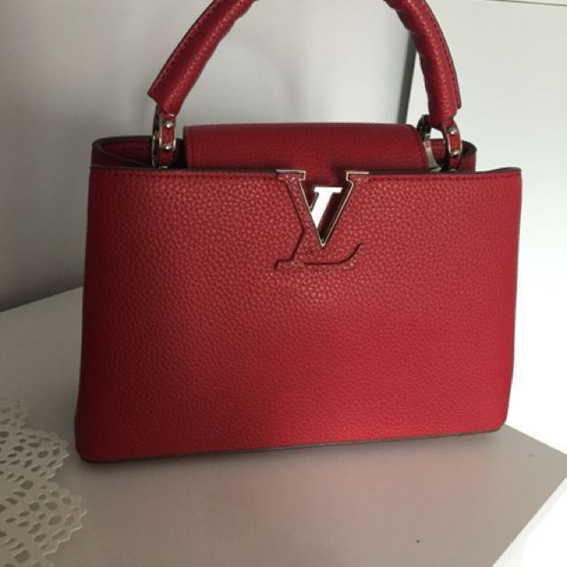 Louis Vuitton Cappucine Bag