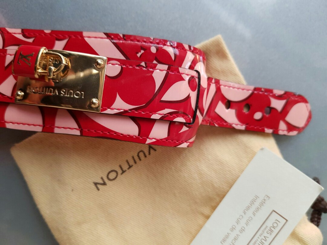 Louis Vuitton Lock It bracelet