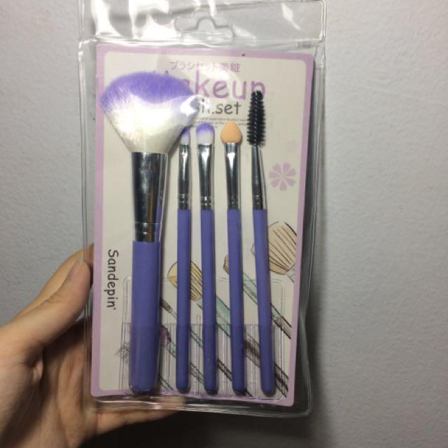 Makeup brush set - kuas makeup