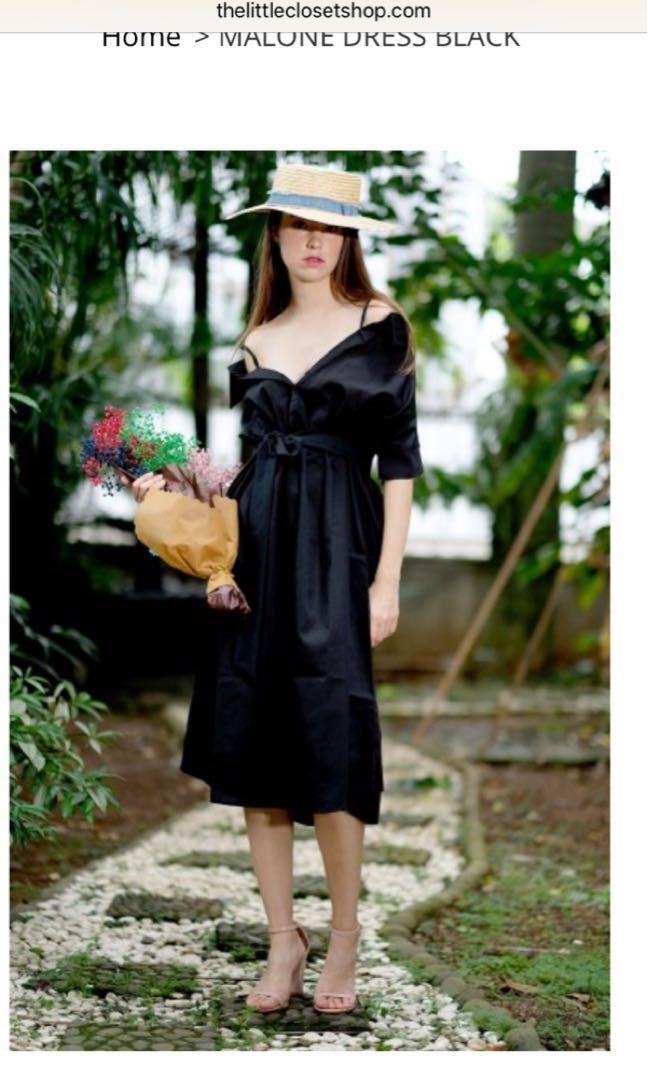 Malone Dress by TLC Shop