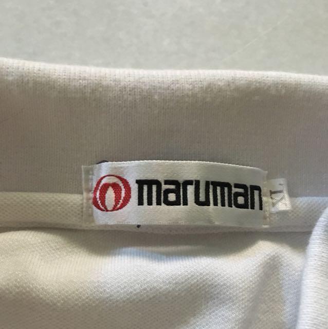 Maruman UOB golf challenge polo shirt