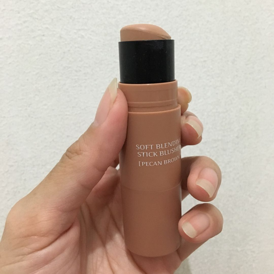 Missha Soft Blending Stick Blusher Pecan Brown