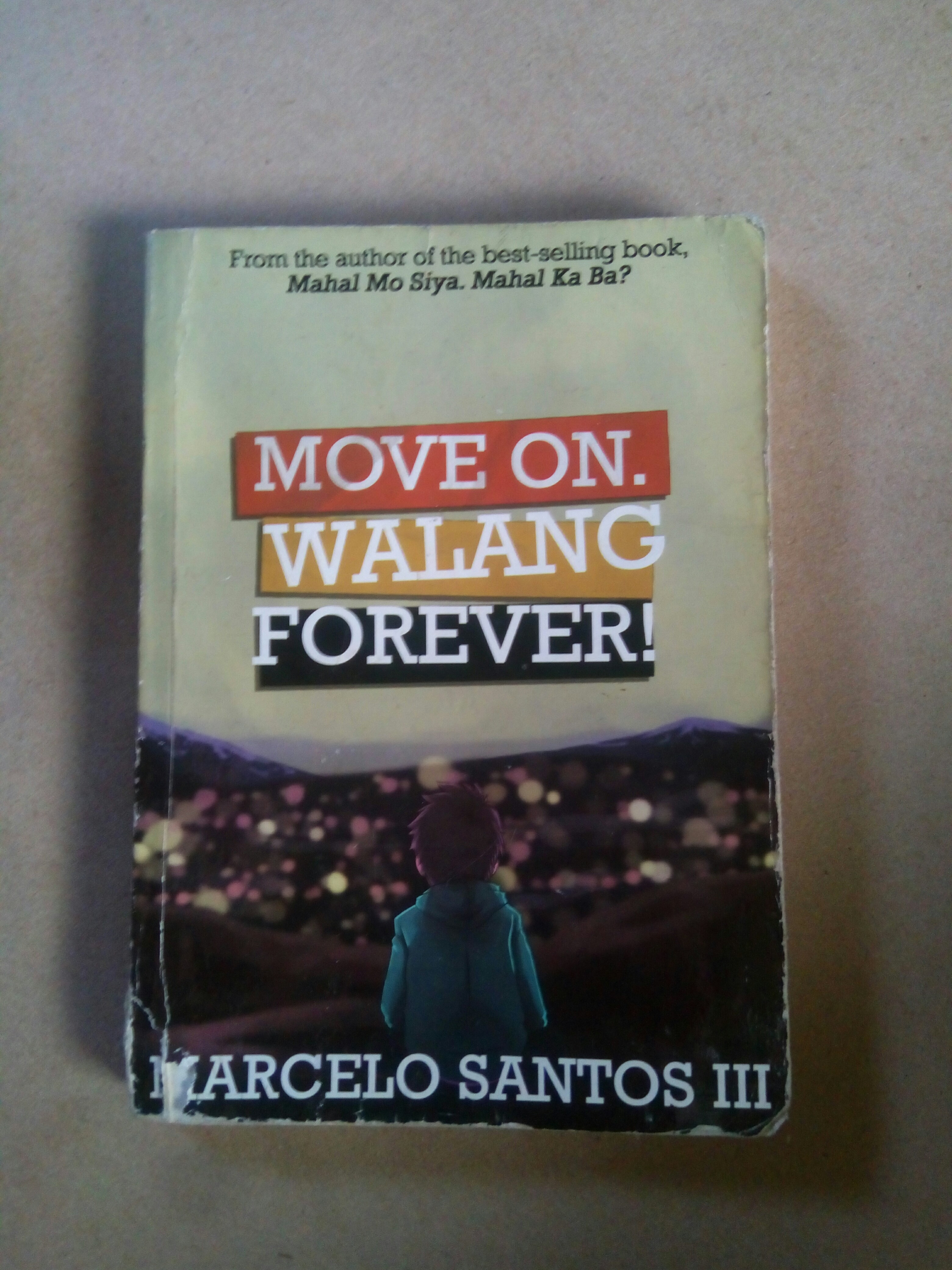 Move on. walang forever!