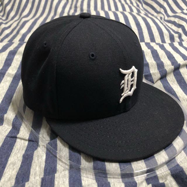 冠希NEW ERA 美國大聯盟底特律老虎隊主場棒球帽
