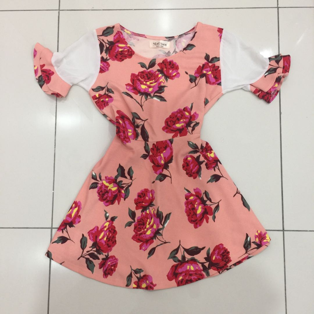 [NEW] Floral dress