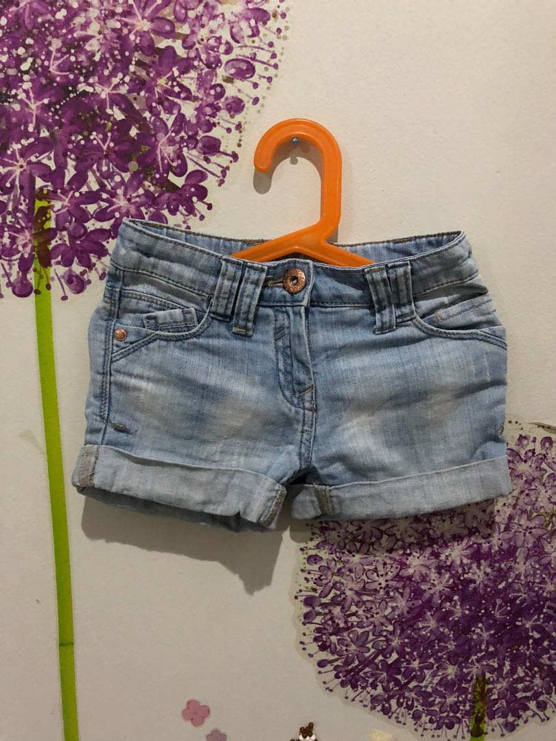 Next Jeans Shorts #MakinTebel