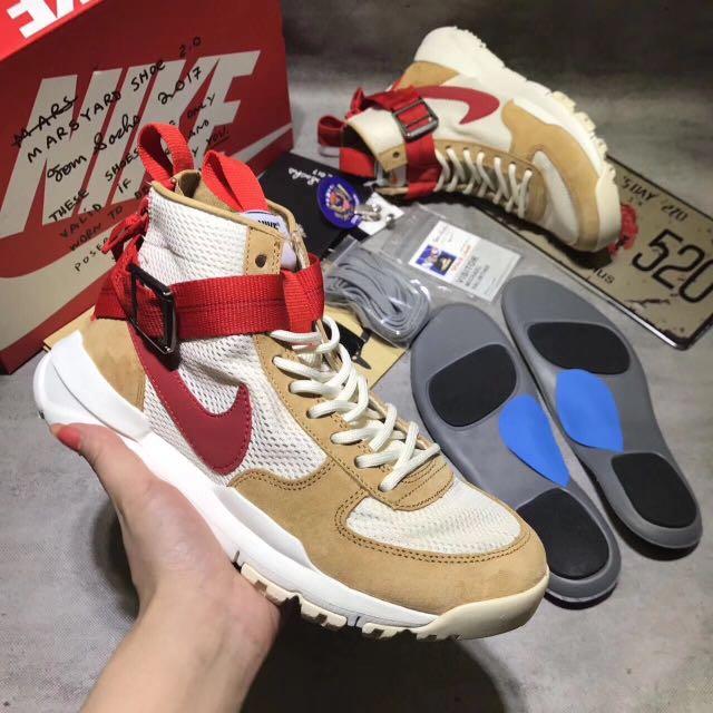 Nike宇航員限量款 高筒運動鞋