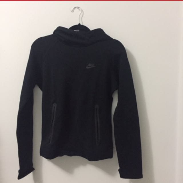 Nike funnel neck sweater