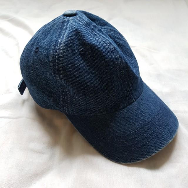 O+F DENIM HAT