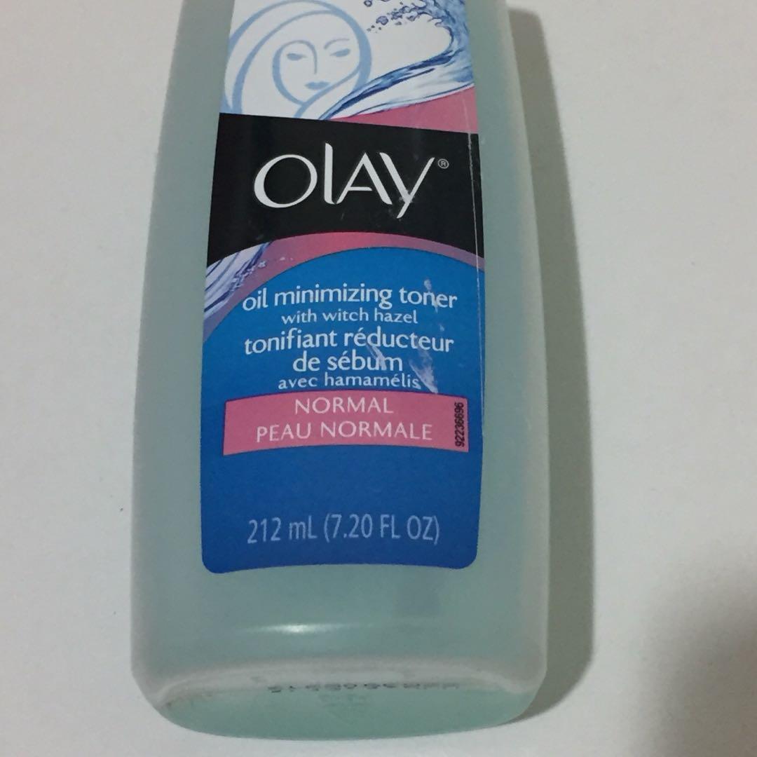 Olay Oil Minimising Toner