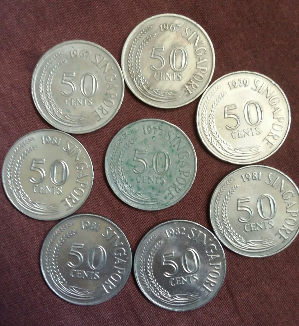 Old Singapore Coins, Everything Else on Carousell