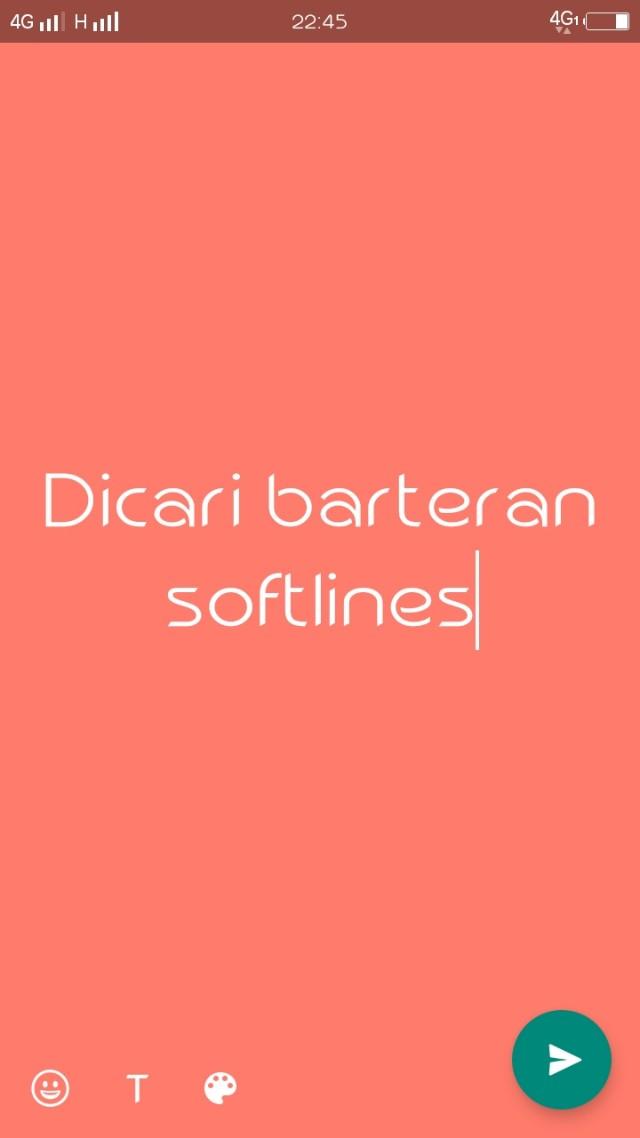 Open barter softline normal