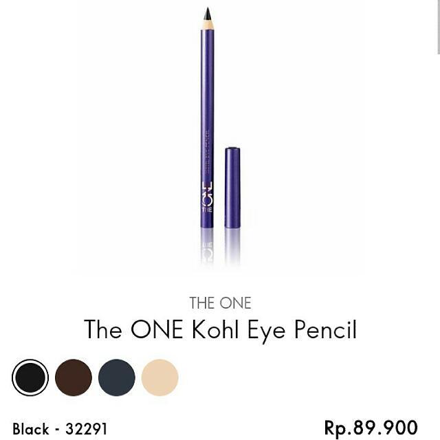 Oriflame The One Kohl Eye Pencil