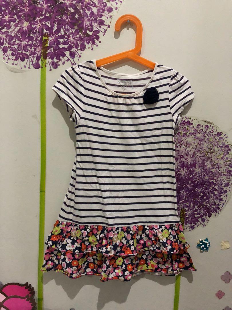 Oshkosh Dress #MakinTebel