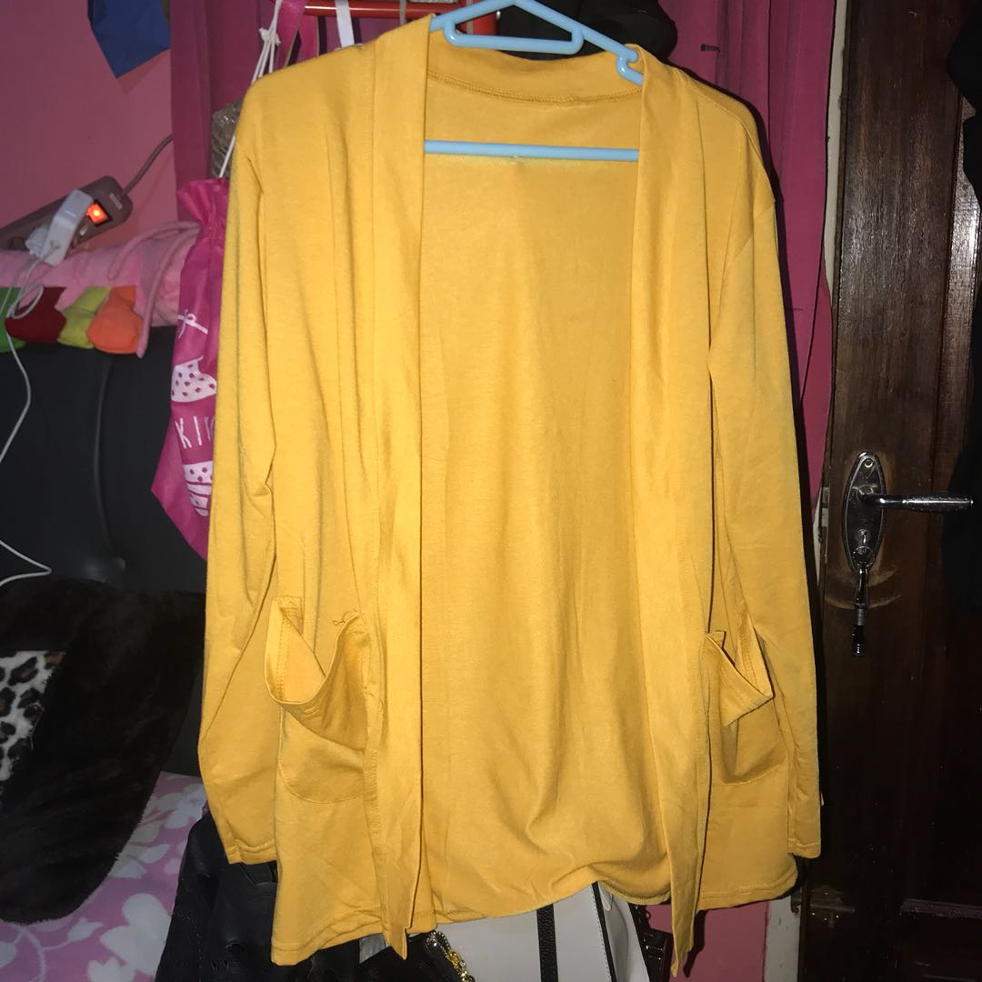 Outer Mustard