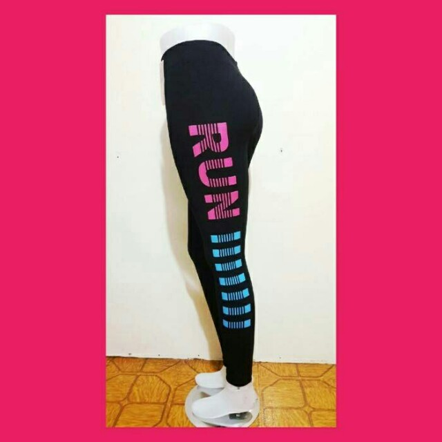 Pants Legging Sport Running Import Olshop Fashion Olshop Wanita On Carousell