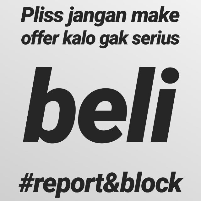 Perhatian !