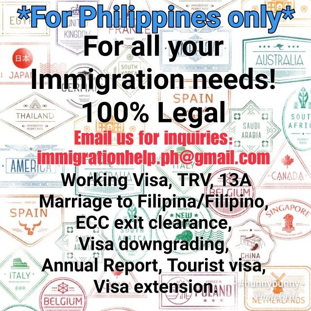 PH Immigration Visa Sevices