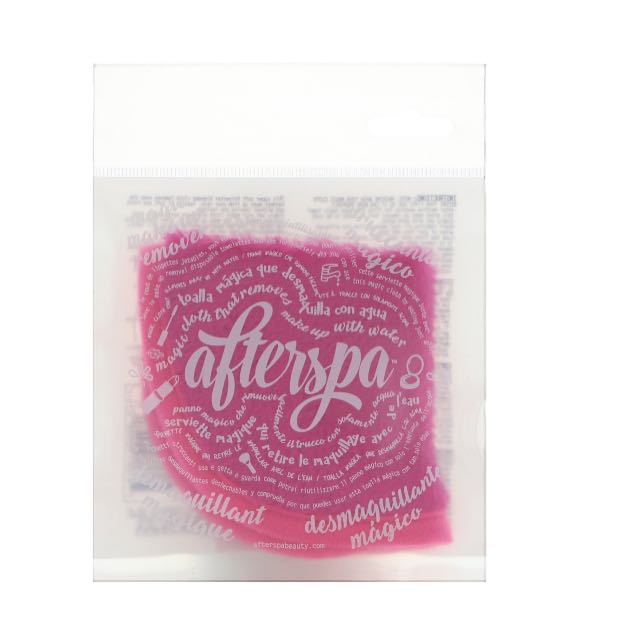 [PO] AfterSpa magic make up remover reusable cloth Mini size