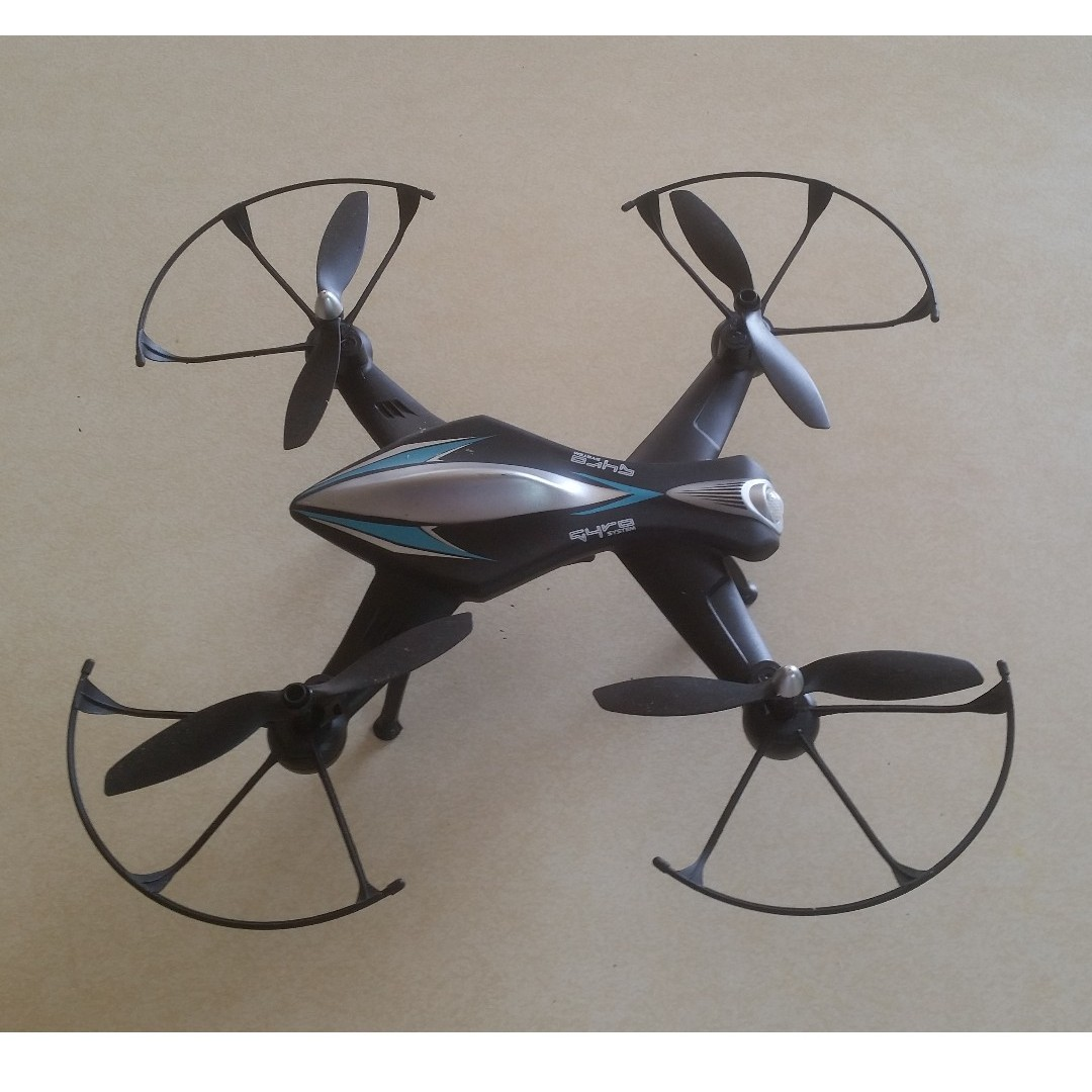 RRP$200 DRONE 6-Axis Gyro RC Quadcopter - 4CH 2.4GHz - Air Dancer XK X350