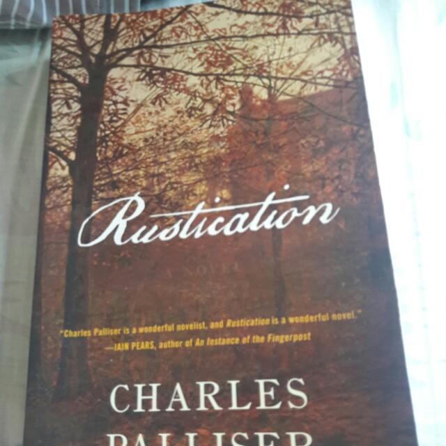 Rustication by Charles Palliser