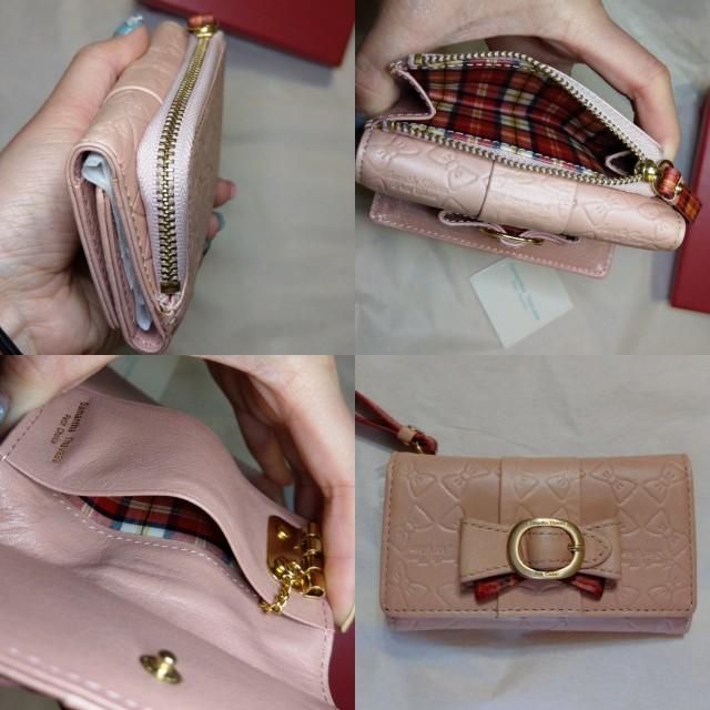 Samantha Thavasa 粉紅鑰匙包