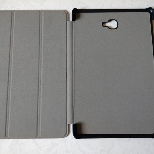 全新。SAMSUNG TAB A 10.1(P580) 三星  磁吸式休眠皮套